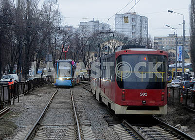 Скоростной трамвай Татра Юг
