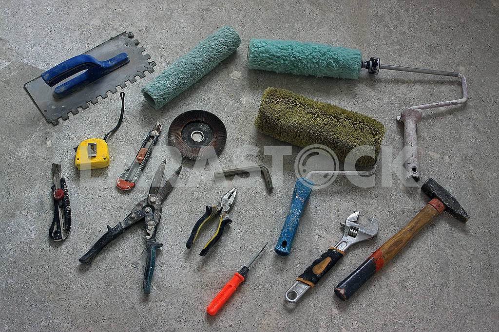 Various old tools — Image 67912