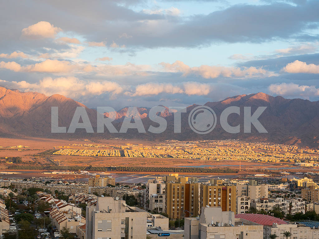 View of Eilat and Aqaba — Image 67942