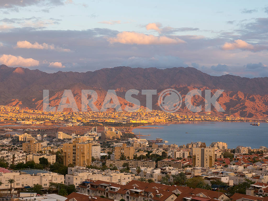 Quarters of Eilat and Aqaba — Image 67943