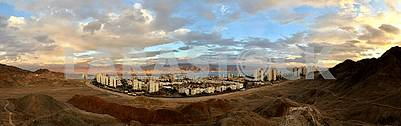 Panorama of Eilat