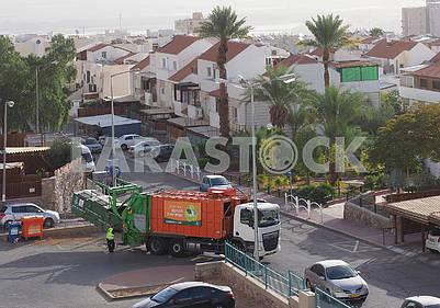 Garbage collect garbage
