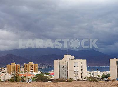 Buildings in Eilat