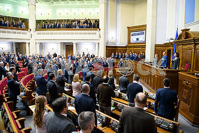 People's deputies of Ukraine