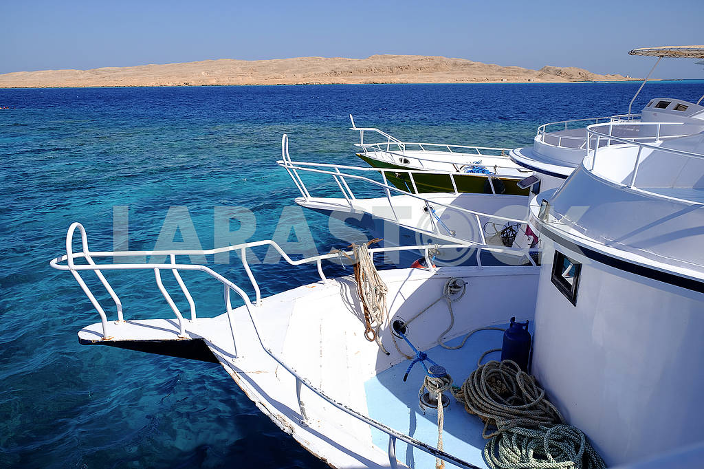 Yachts in the Red Sea — Image 68026