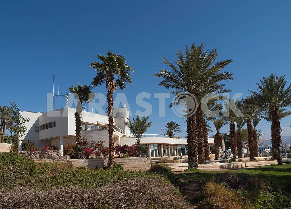 Museum in Eilat — Image 68108