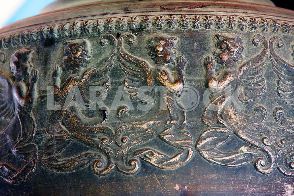 Bell bronze relief — Image 68132