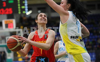Taisiya Udodenko, Alba Torrens