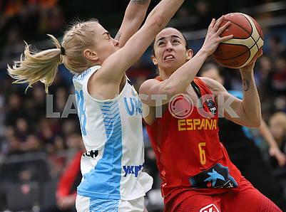 Arina Belotserkovskaya, Silvia Dominguez