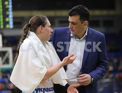 Алина Ягупова и  Горан Бошкович