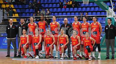 Женская сборная Испании по баскетболу