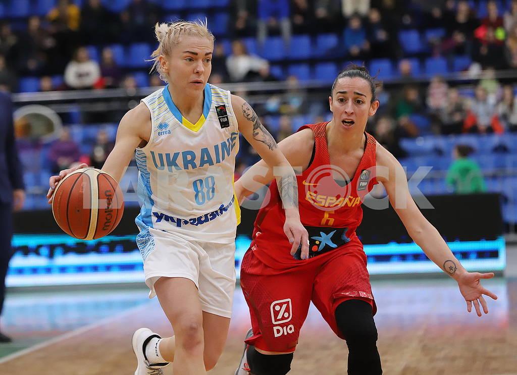 Арина Белоцерковская, Сильвия Домингес — Изображение 68264