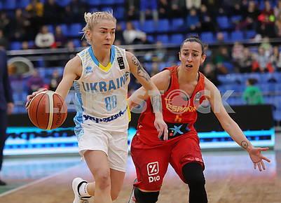 Arina Belotserkovskaya, Sylvia Dominguez