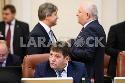 Vladimir Kistion, Alexander Danilyuk, Stepan Kubiv