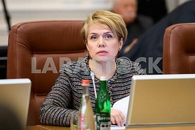 Лилия Гриневич, министр образования
