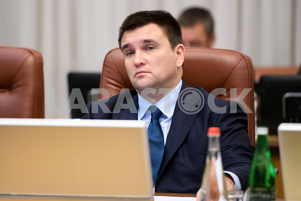 Pavel Klimkin, Minister of Foreign Affairs — Image 68303