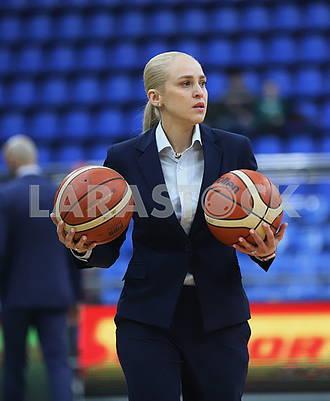 Inna Kochubey, coach