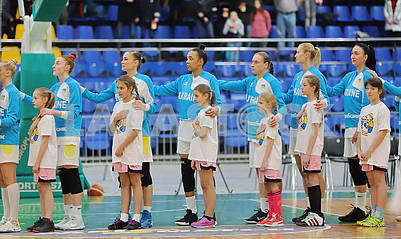 Women's national team of Ukraine in basketball