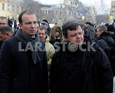 Egor Sobolev and Semyon Semenchenko