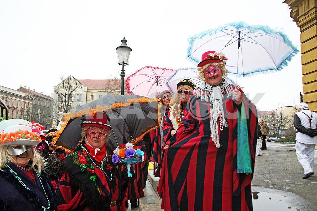 Carnival Zagreb 2018, Croatia, 2 — Image 68649