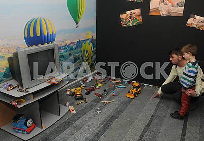 Exhibit of the exhibition