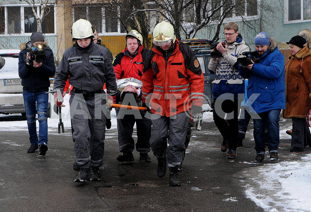 "Rescue services provide assistance to ""victims"" — Image 68698"