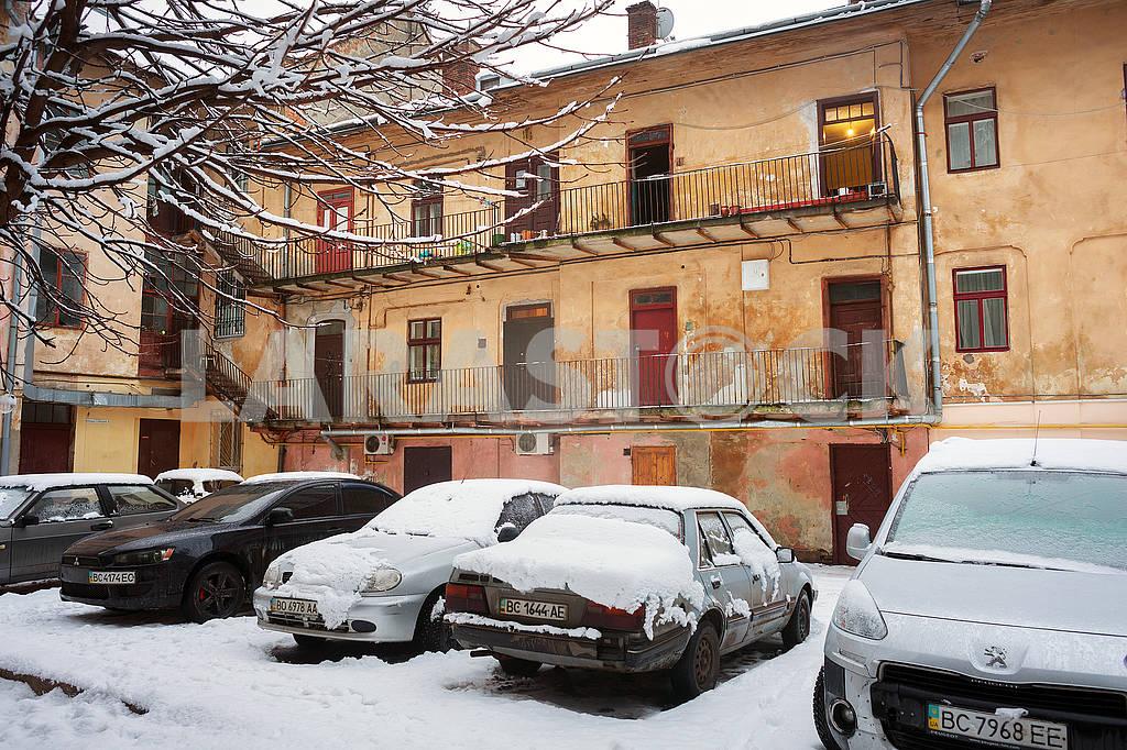 Snowy Christmas Lviv — Image 68718
