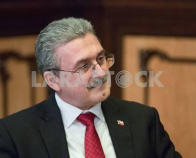 Ambassador of Chile in Ukraine Julio Bravo