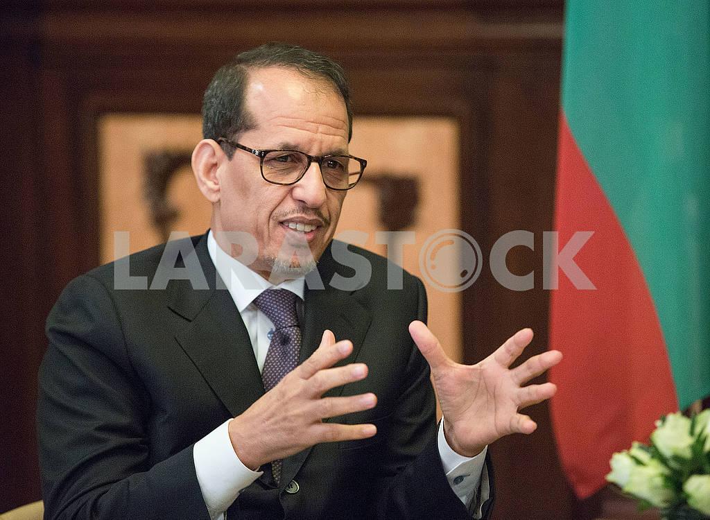 Ambassador of Mauritania to Ukraine Muhamed Mahmoud Brahim Khlilya — Image 68771