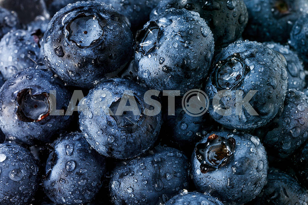 Fresh, delicious ripe berries and fruits are healthy! — Image 68786