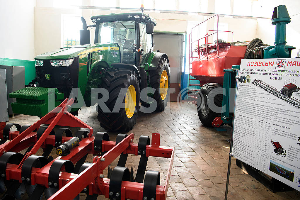 Agricultural Equipment — Image 68793