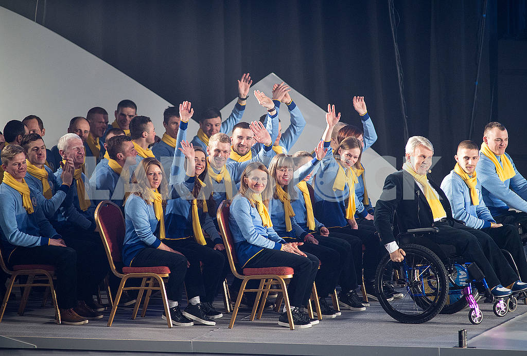 National team of Ukraine, Paralympic athletes — Image 68873