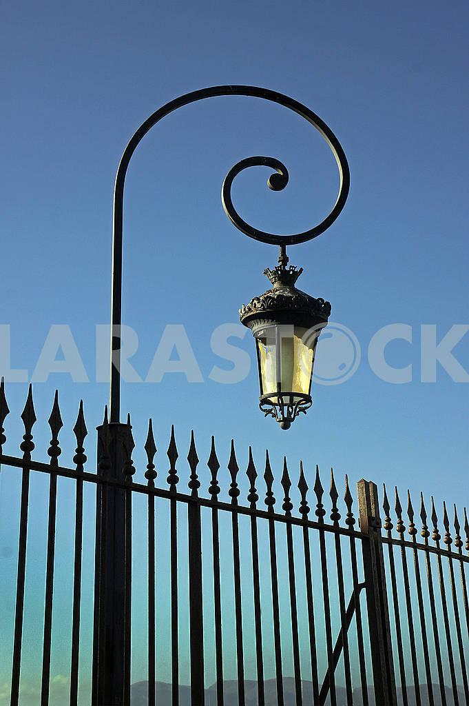 Lantern of street lighting — Image 68953