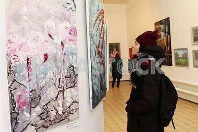 XVII International Exhibition Ukrainian Art Week - Ukrainian Week of Arts.