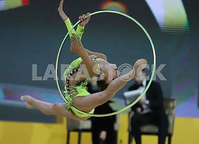 Eva Meleshchuk