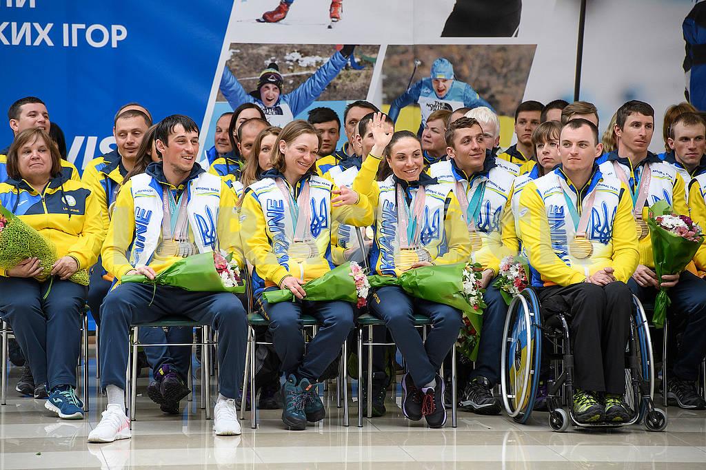 Спортсмены паралимпийцы — Изображение 69369