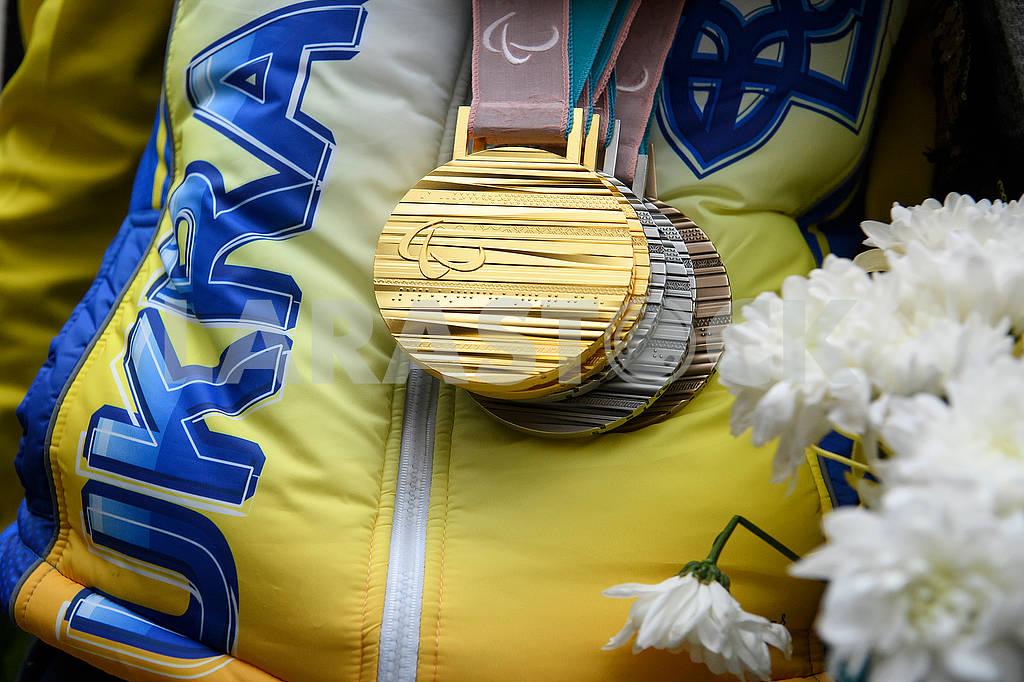 Олимпийские медали — Изображение 69370