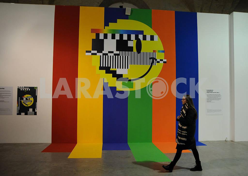 """Exhibition """"Flashback. Ukrainian media art of the 1990s » — Image 69444"""