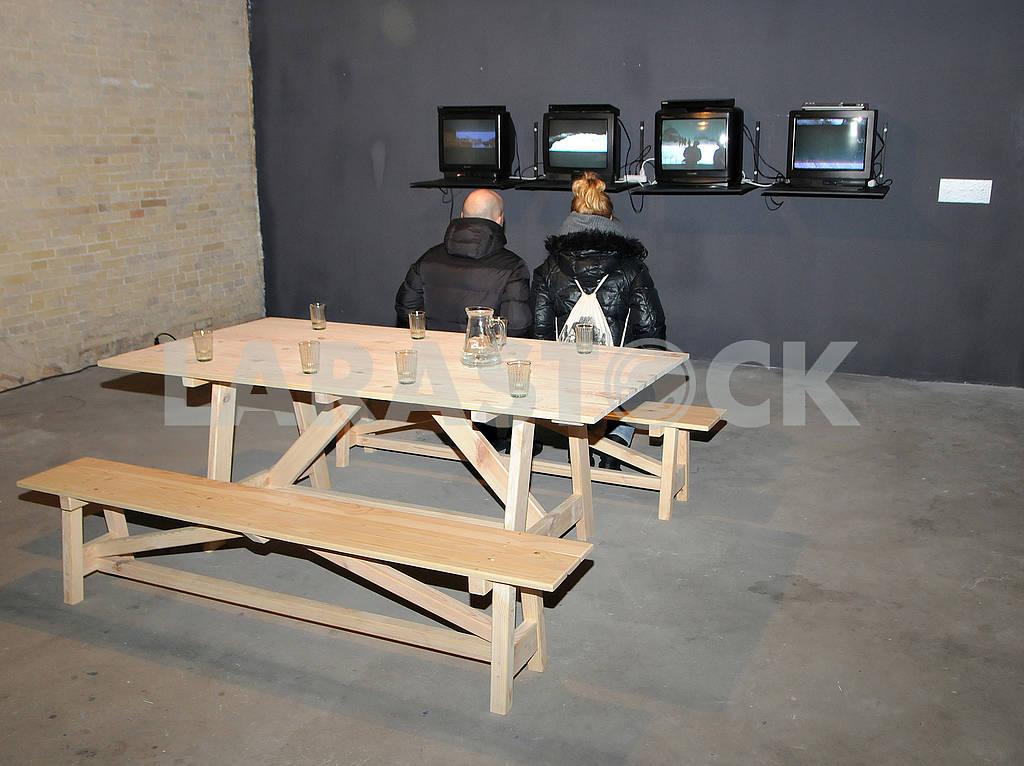 """Exhibition """"Flashback. Ukrainian media art of the 1990s » — Image 69446"""