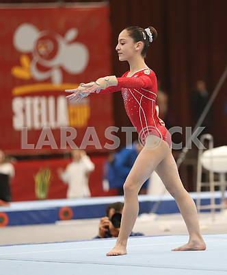 Claudia Villalba, Spain