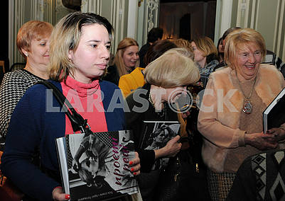 "Presentation of Ada Rogovtseva's book ""Simple things"""