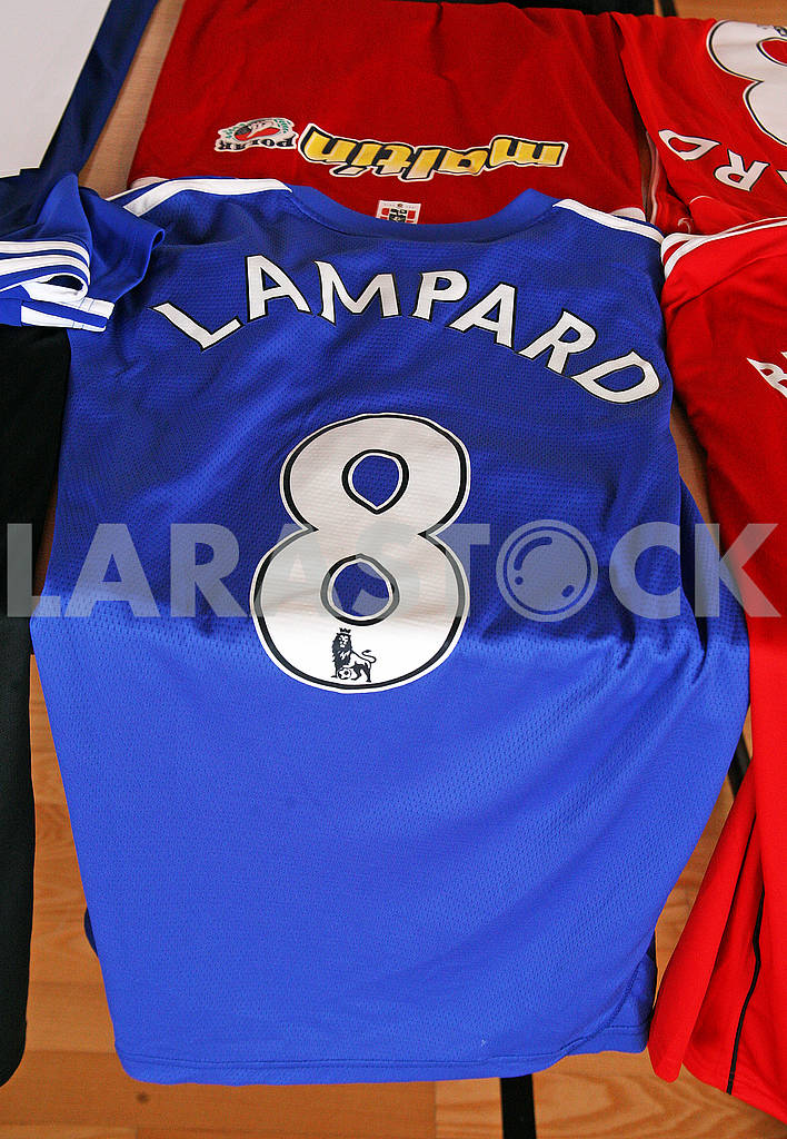 Lampard original football jersey — Image 69720