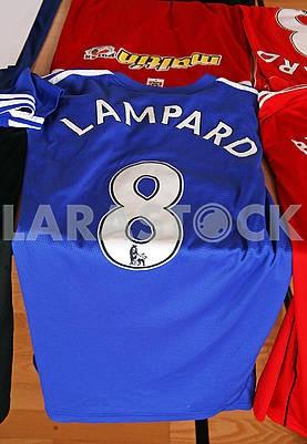 Оригинальный футбольный майкл Lampard