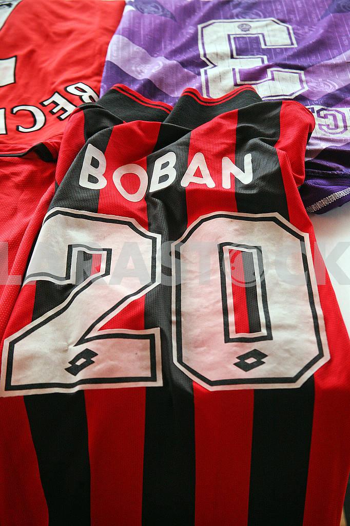 Boban original football jersey — Image 69722