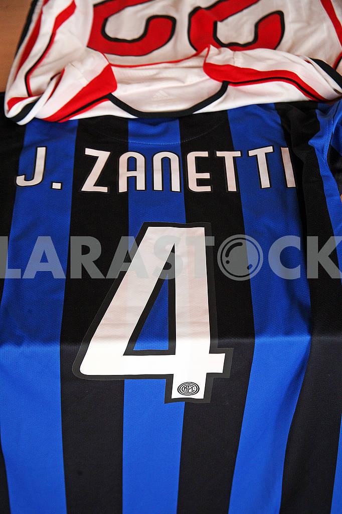 J.Zanetti original football jersey — Image 69729