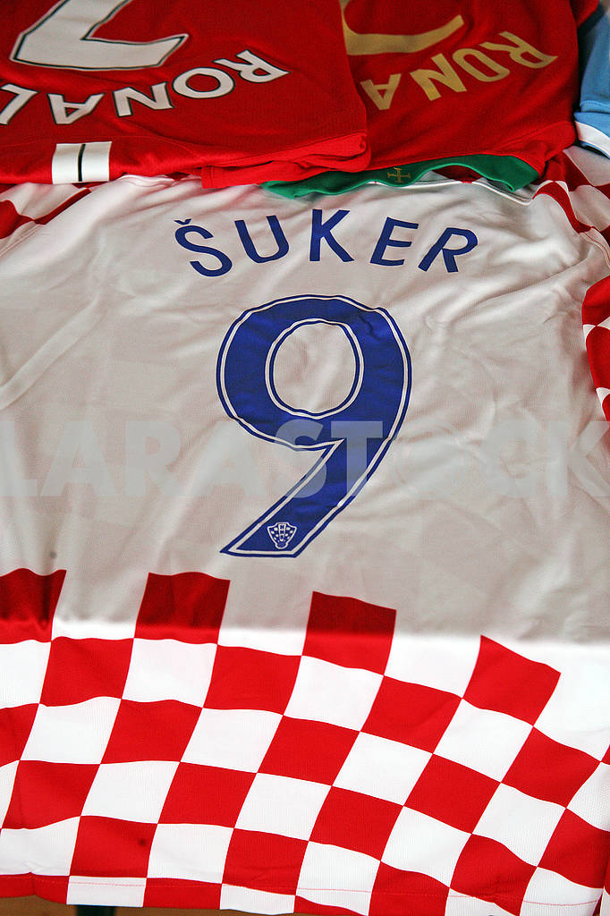 Suker original football jersey — Image 69731