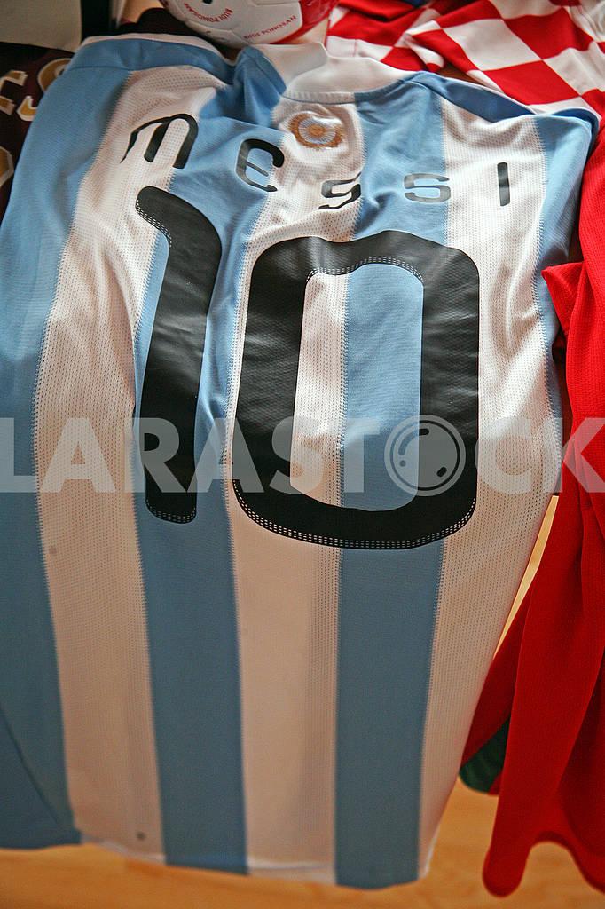 Messi original football jersey — Image 69734