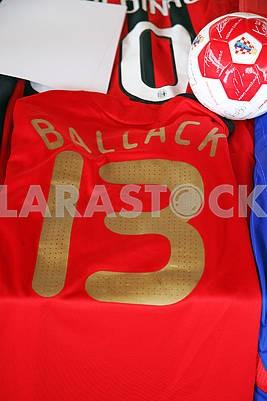 Ballack original football jersey