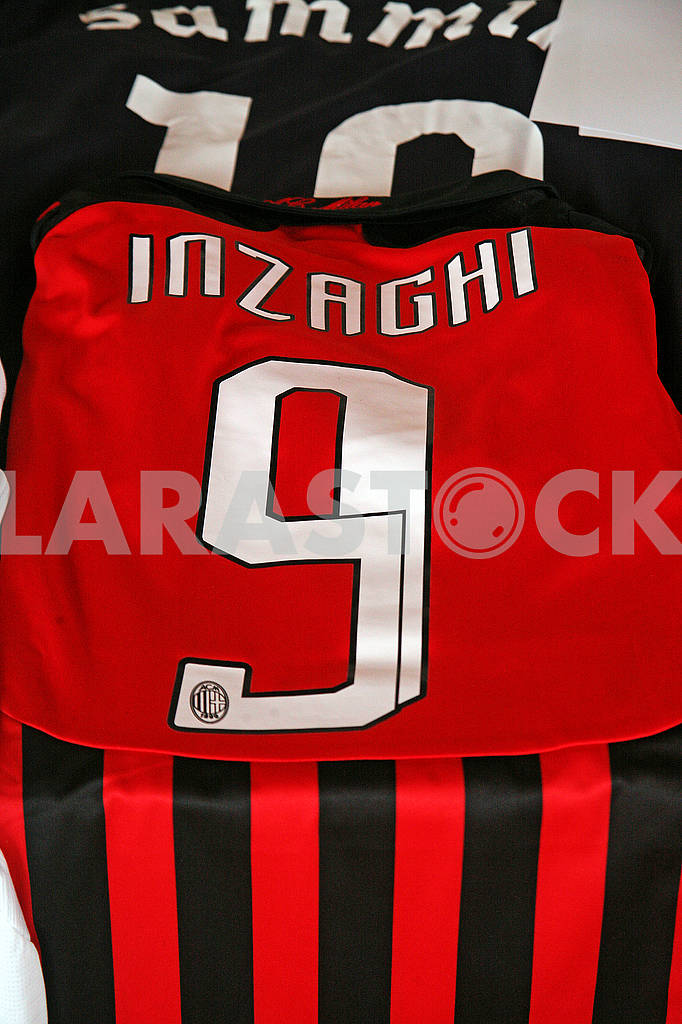 Inzaghi original football jersey — Image 69737