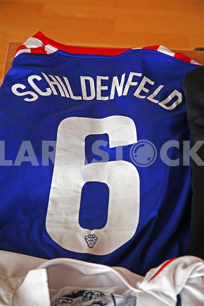 Schildenfeld original football jersey — Image 69738